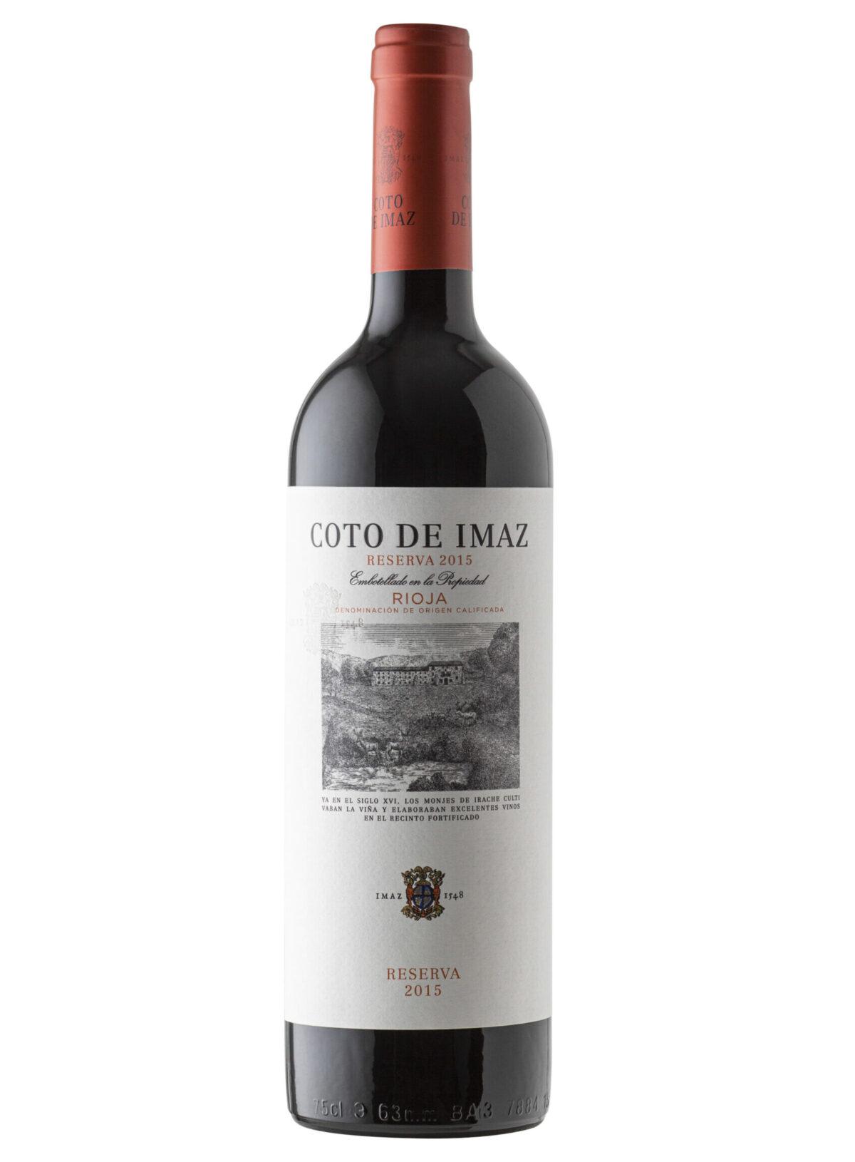 El Coto De Imaz Rioja Reserva Spanish Wine