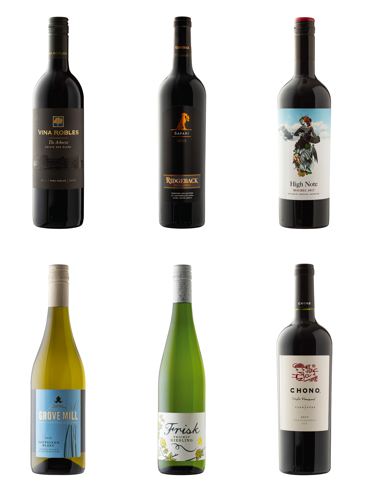 New World Wine Collection.