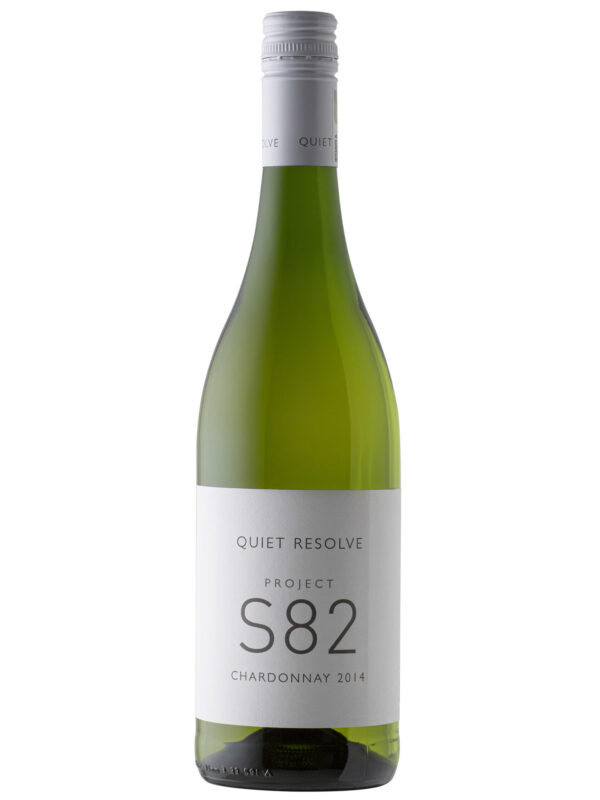 Quiet Resolve S82 Chardonnay