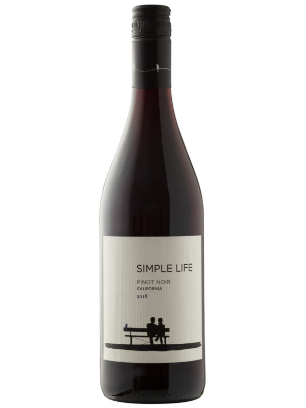 Sivas Sonoma Simple life Wine Bottle.