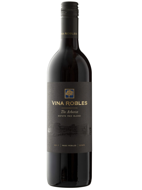 Vina Robles wine bottle.