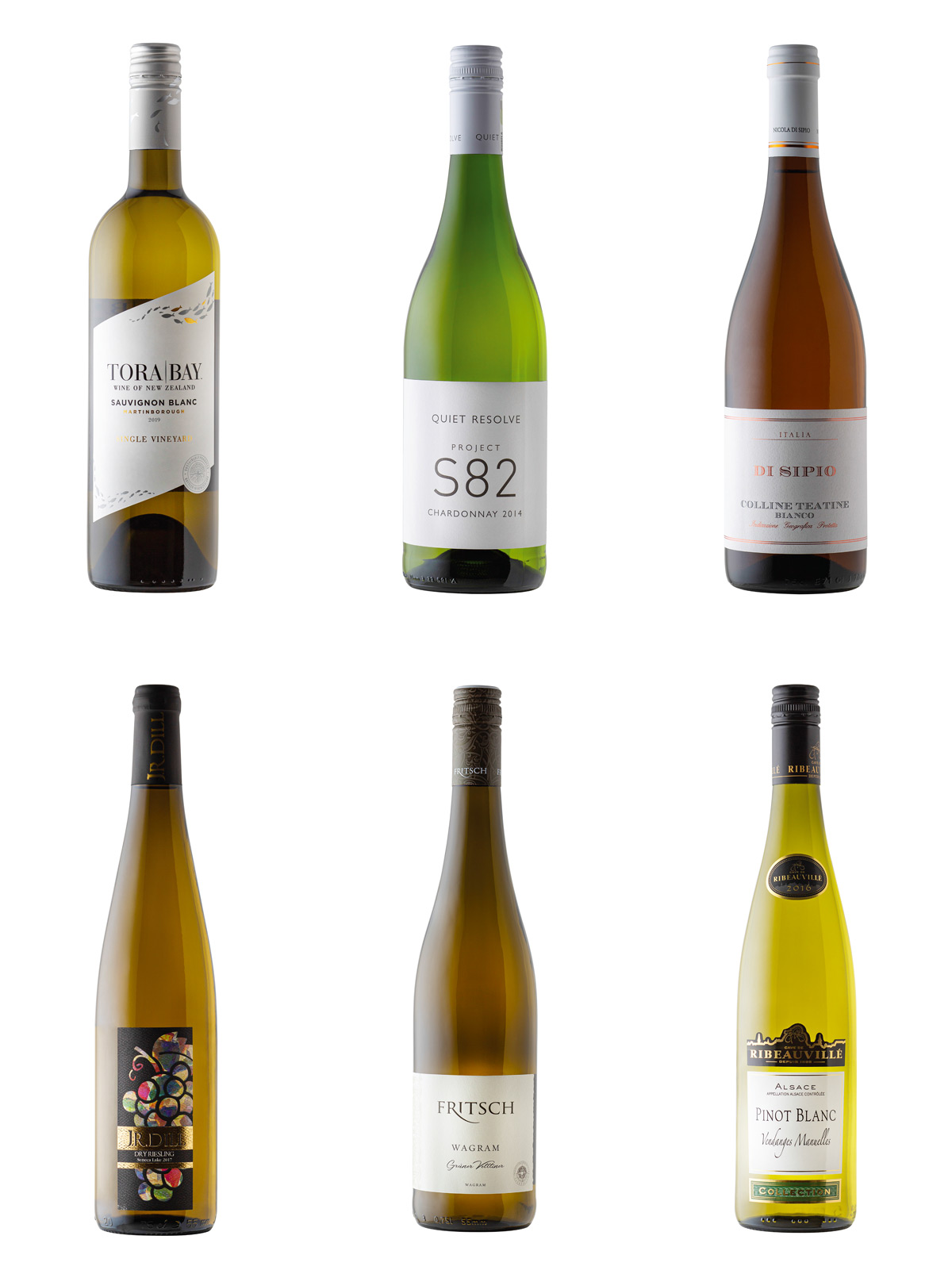 White Wine Collection.