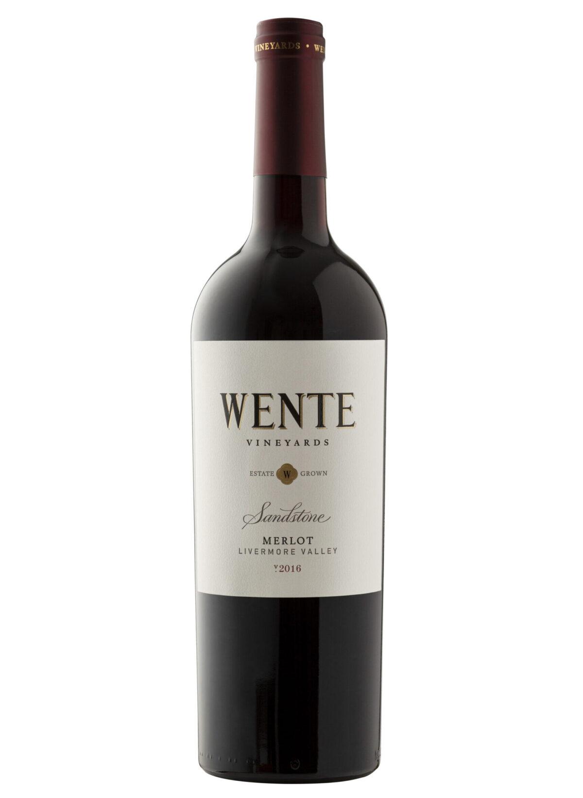 Wente Vineyards Sandstone Merlot