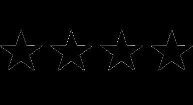 4 star icon.